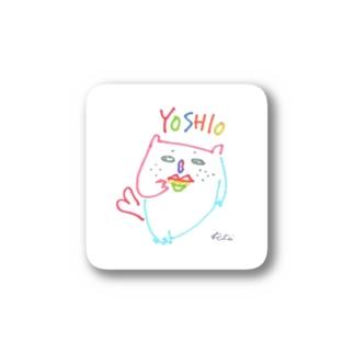 YOSHIO Stickers