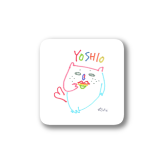 KiKiTRiP MagのYOSHIO Stickers