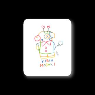 KiKiTRiP Magのきりんもどき Stickers