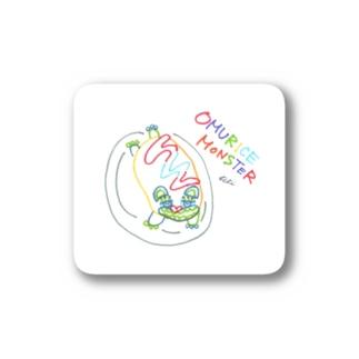 オムライスモンスター Stickers