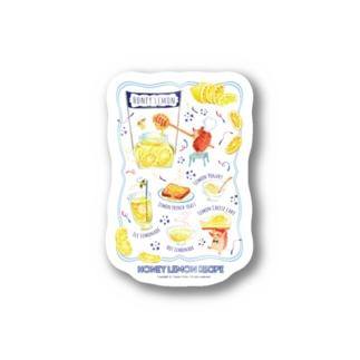 HONEY LEMON Stickers