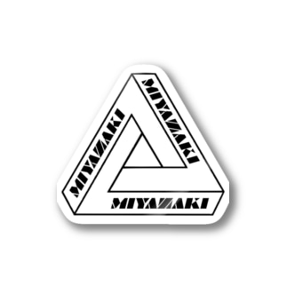 TRIANGLE Stickers