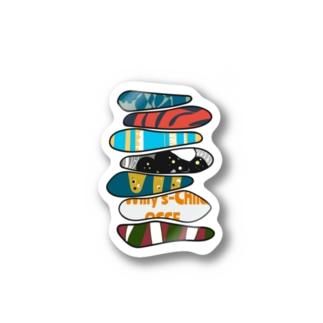 osseのワチャワチャ Stickers