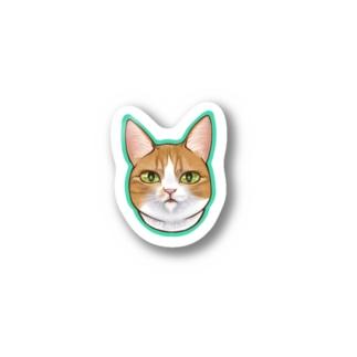 あごひげが素敵な小太郎さん Stickers