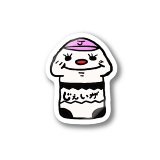 JGA Stickers