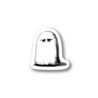 - 光線 -の毛 Stickers
