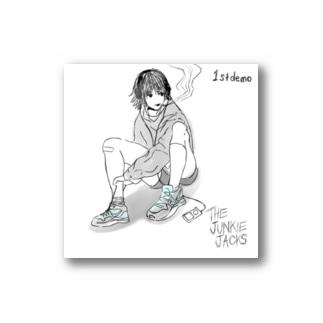 the junkie jacks Stickers