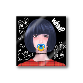 What? Stickers