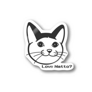 納豆すき? Stickers