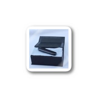 tokisaの特定にも役立つ小型カメラ Stickers