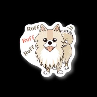 ぽめる堂 Monyaa.tagのぽめるのステッカーB ステッカー Stickers