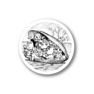 ムール貝 Stickers