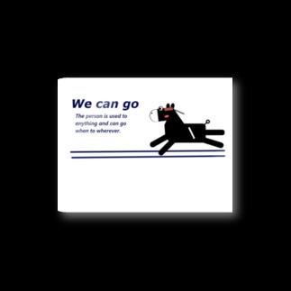 はずれ馬券屋の馬イラスト003 Wecango Stickers
