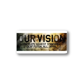 OURVISION  Stickers