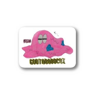 GUUTARABOCHI Stickers
