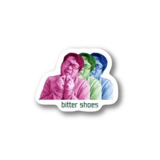 bitter shoes Stickers