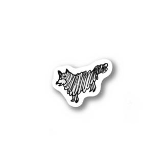 うちの犬 Stickers