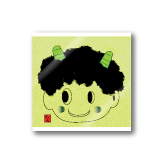 kityiの可愛い鬼嫁 Stickers