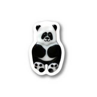ただのパンダ Stickers