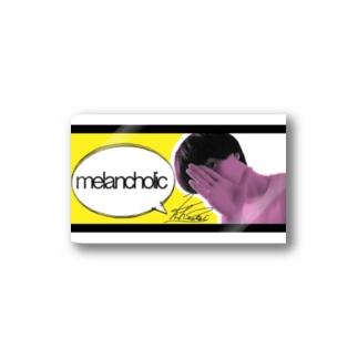 melancholic photoシリーズ Stickers