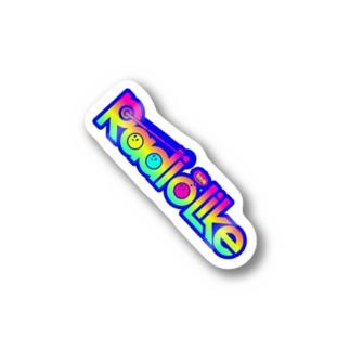 Radio Lile hmm...オリジナルロゴ Stickers