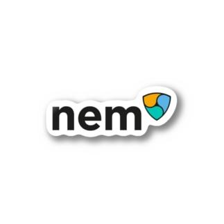 NEMステッカー Stickers