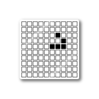 LifeGameBotの@_lifegamebot g:2756 s:77 ステッカー