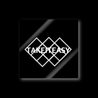 晴田書店のTAKE IT EASY Stickers
