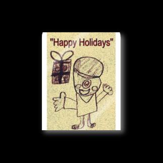 kityiのおばけ君のプレゼント Stickers