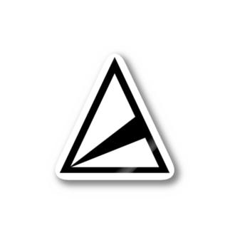 anica logo ステッカー