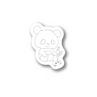 ぱんだ   Stickers