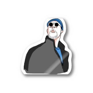殺し屋 Stickers