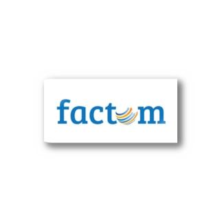ファクトム Stickers