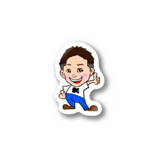 羽田様 Stickers