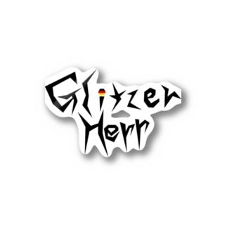 グリッターヘル Stickers
