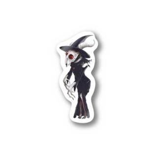 魔血 Stickers