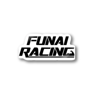FUNAI RACING Stickers