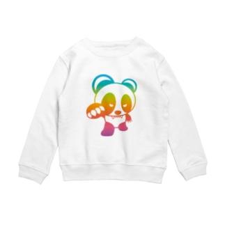 BASEfor PANDA Rainbow Sweats