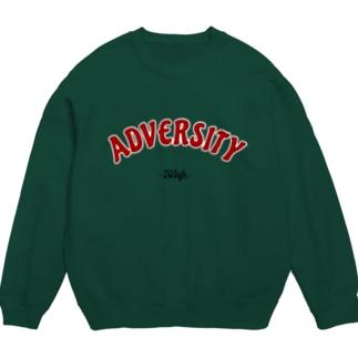 ADVERSITY(green) Sweats