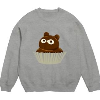 COULEUR PECOE(クルールペコ)  のたぬきケーキ Sweats