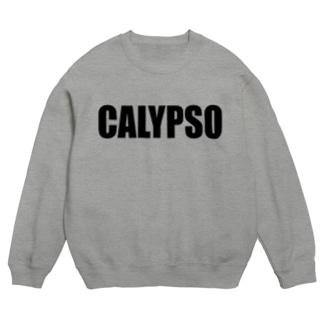 CALYPSOロゴ2 Sweats
