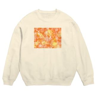 百花繚乱-橙 Sweats