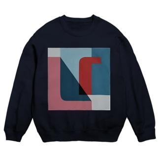 Geometric Letter series 'U' Sweats