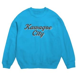 KAWAGOE CITY Sweats
