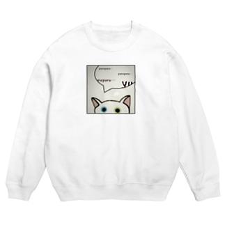 SU-KUの「そーっと・・・」(ゆる猫オッド)Ⅱ Sweats
