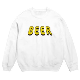 KAWAGOE GRAPHICSのゆる~いBEER Sweats