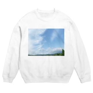 癒しの風景(空と雲) Sweats