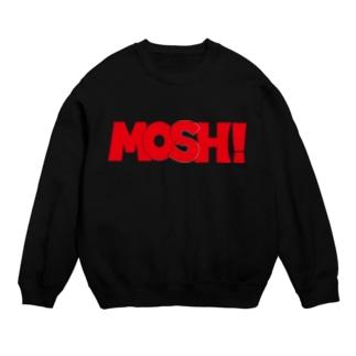 MOSH! スウェット