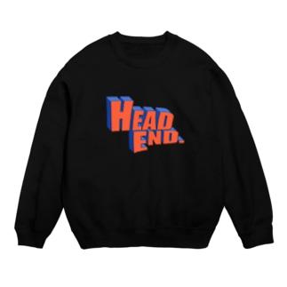 HEAD ENDのHEADEND(アメコミ) Sweats