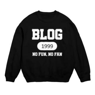 ブログ(白) Sweats